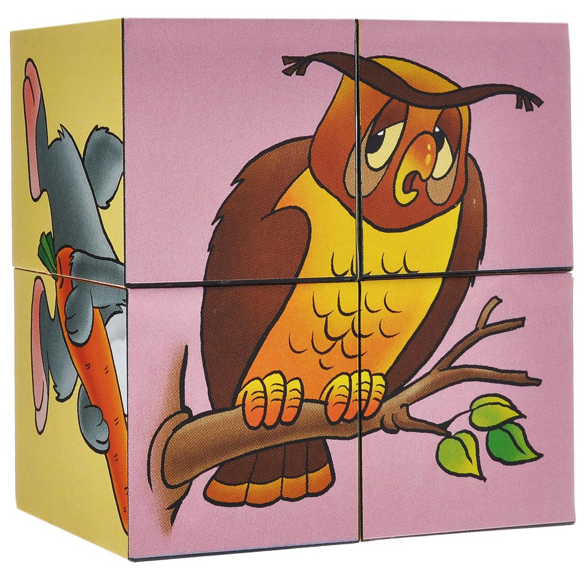 Кубики StepPuzzle