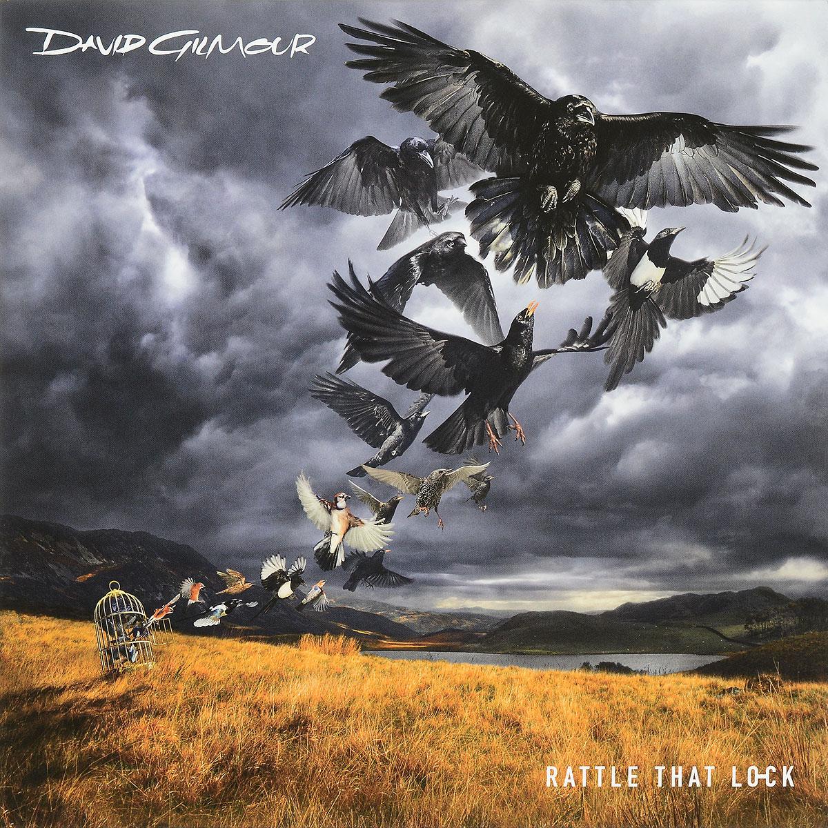 Дэвид Гилмор David Gilmour. Rattle That Lock (LP) cd диск david gilmour rattle that lock 1 cd