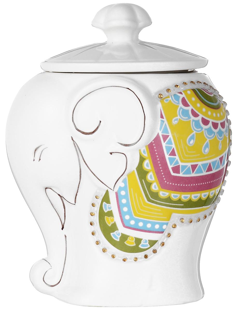 Hilltop Подарок Цейлона черный листовой чай в чайнице Слоник, 50 г1042023Hilltop Подарок Цейлона - крупнолистовой цейлонский черный чай с глубоким насыщенным вкусом и изумительным ароматом. Помимо великолепного чая, в комплекте вы найдете керамическую чайницу Слоник.