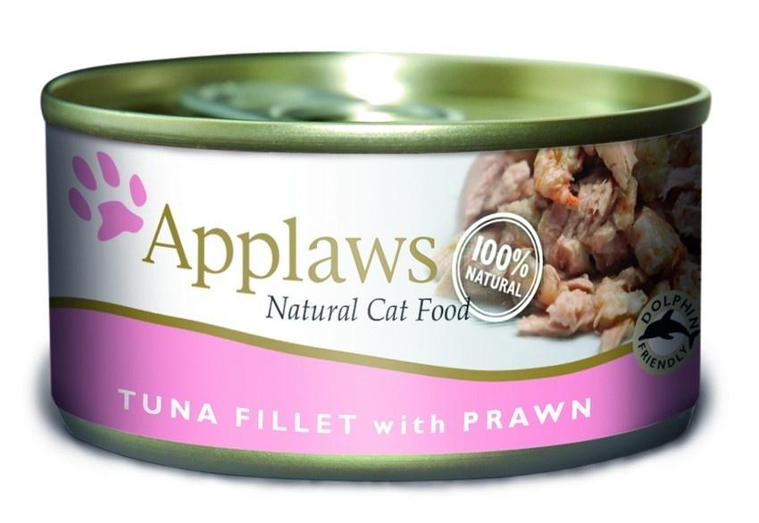 Консервы Applaws, для кошек, с филе тунца и креветками, 70 г0120710Каждая баночка Applaws содержит порцию свежего мяса, приготовленного в собственном бульоне. Для приготовления любого типа консервов используется мясо животных свободного выгула, выращенных на фермах Англии. В состав каждого рецепта входит только три/четыре основных ингредиента и ничего более. Не содержит ГМО, синтетических консервантов или красителей. Не содержит вкусовых добавок.Состав: филе тунца 52%, рыбный бульон 24%, креветки 23%, рис 1%.Анализ: белок 14 %, клетчатка 1 %, жиры 1 %, зола 2 %, влага 82 %.Товар сертифицирован.