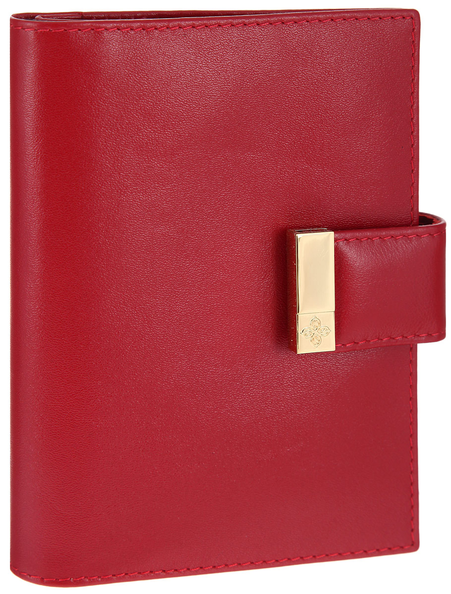 Бумажник водителя женский Dimanche Elite Алый, с отделением для паспорта, цвет: красный. 041AUTOZAM278Бумажник водителя Dimanche женская коллекция Elite Алый изготовлен из натуральной кожи. Бумажник закрывается при помощи хлястика на кнопку. Внутри содержится съемный блок из пяти прозрачных пластиковых файлов разного размера для автодокументов, четыре прорези для визиток, карман для sim карты, специальное отделение для паспорта и дополнительный вертикальный карман. Стильный бумажник не только защитит ваши документы, но и станет стильным аксессуаром, подчеркивающим ваш образ. Изделие упаковано в подарочную коробку с логотипом фирмы Dimanche.
