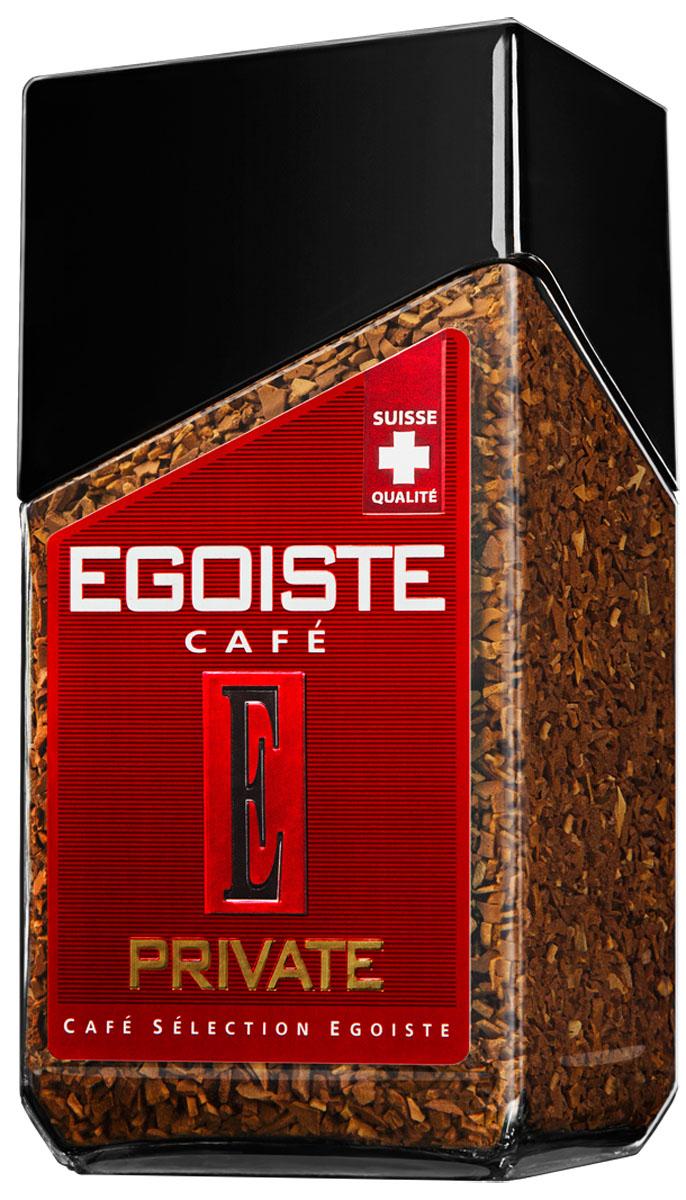 Egoiste Private кофе растворимый, 100 г0120710Сочетание отборных зерен смеси Veracruz и Колумбийской арабики делает вкус кофе Egoiste Private бархатным и ароматным, напоминающим шоколад.