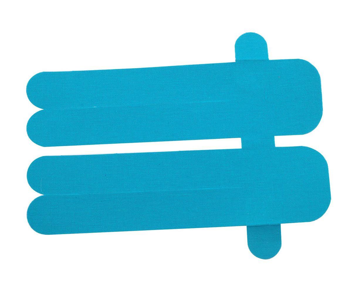 Лента кинезиологическая для спины и талии Lite Weights, цвет: голубой1213LWКинезиологическая лента Lite Weights предназначена для защиты мышц спины и талии от растяжений во время занятий спортом. Специальная хлопковая лента, не содержащая латекс, с акриловым термоактивным покрытием, аналогичная по эластичности человеческой коже, которая накладывается по методу кинезиологического тейпирования. Тейп обеспечивает адекватную работу мышц, протекание саногенетических процессов, уменьшая болевой эффект, при этом не ограничивая движений, улучшая крово- и лимфоток, обладая гипоаллергенными свойствами и полной воздухо- и влагопроницаемостью, позволяет использовать его на протяжении 5 дней, 24 часа в сутки, даже в воде.Преимущества кинезиологической ленты:позволяет снизить нагрузку на определенные мышцы;обеспечивает плавный процесс восстановления после травм;усиливает кровообращение на участке наклеивания; улучшает снабжение мышц кислородом;уменьшает болевой синдром и отечность;размер ленты: 21 см х 26,5 см;ускоряет заживление ран и рассасывание гематом.