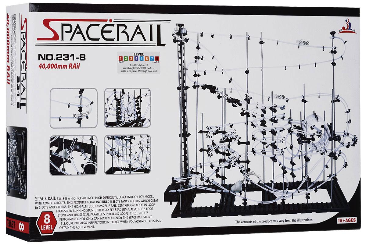 Space Rail Конструктор Уровень 8 231-8
