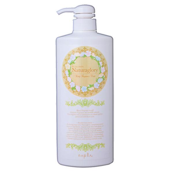 NAPLA Парфюмированное мыло для тела натуральной серии Naturaglory 750 мл6.60631Жидкое мыло для душа с обилием натуральных компонентов нежно очищает вашу кожу, превращая принятие душа в настоящую релакс-процедуру. Делает кожу мягкой и упругой.Входящие в состав масла Ши, мед и масла луговых трав увлажняют и питают кожу.Насладитесь возможностью во время принятия ванны завернуться в растительный аромат, напоминающий букет свежесобранных цветов. СПОСОБ ПРИМЕНЕНИЯ: нанести небольшое количество средства на влажную губку, вспенить, тщательно намылиться, затем смыть тёплой водой. Предупреждение: при попадании средства в глаза, промыть их водой. Использовать только по назначению.Хранение: хранить в местах недоступных для детей, хранить в темном прохладном месте, избегать попадания прямых солнечных лучей.Состав: вода, мыльная калиевая основа, PG, кокоамфоацетат натрия, кокамид DEA, дистерат гликоля, луговое масло, масло ши, мед, маточное молочко экстракт, гиалуроновая кислота Na, лаурилглютомат, polyquaternium-51, липидур, экстракт зверобоя, экстракт ромашки, экстракт липы, экстракт календулы, васильковый экстракт, экстракт ромашки римской, гликозиды, гидролизированный крахмал, бутилен гликоль, глицерин, PEG-20 сорбитан, гидроксипропилметилцеллюлоза, лимонная кислота, EDTA-2Na, метилпарабен, этилпарабен, бутилпарабен, пропилпарабен, ароматизатор.