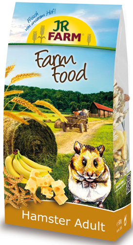 JR FARM 13655 Farm Food Adult для хомяков 500г jr farm klee wiese