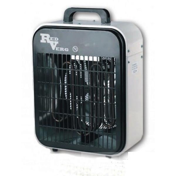Воздухонагреватель RedVerg RD-EHS3, электрическийDewy REDЭлектрический воздухонагреватель RedVerg RD-EHS3 выполненный из прочной листовой стали, устойчивой к коррозии, покрыт огнеупорной краской. Он абсолютно безопасен для окружающих людей, не сжигает кислород и не распространяет посторонних запахов при работе. Термостат контролирует температуру в помещении. Термовыключатель с самовозвратом отключает устройство при перегреве в целях обеспечения безопасности.