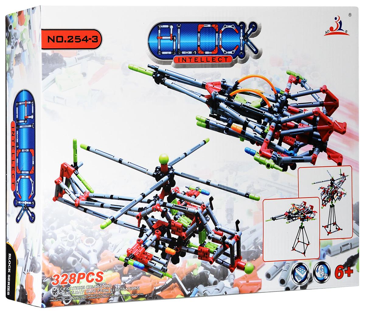 Intellect Block Конструктор Вертолет 2 в 1