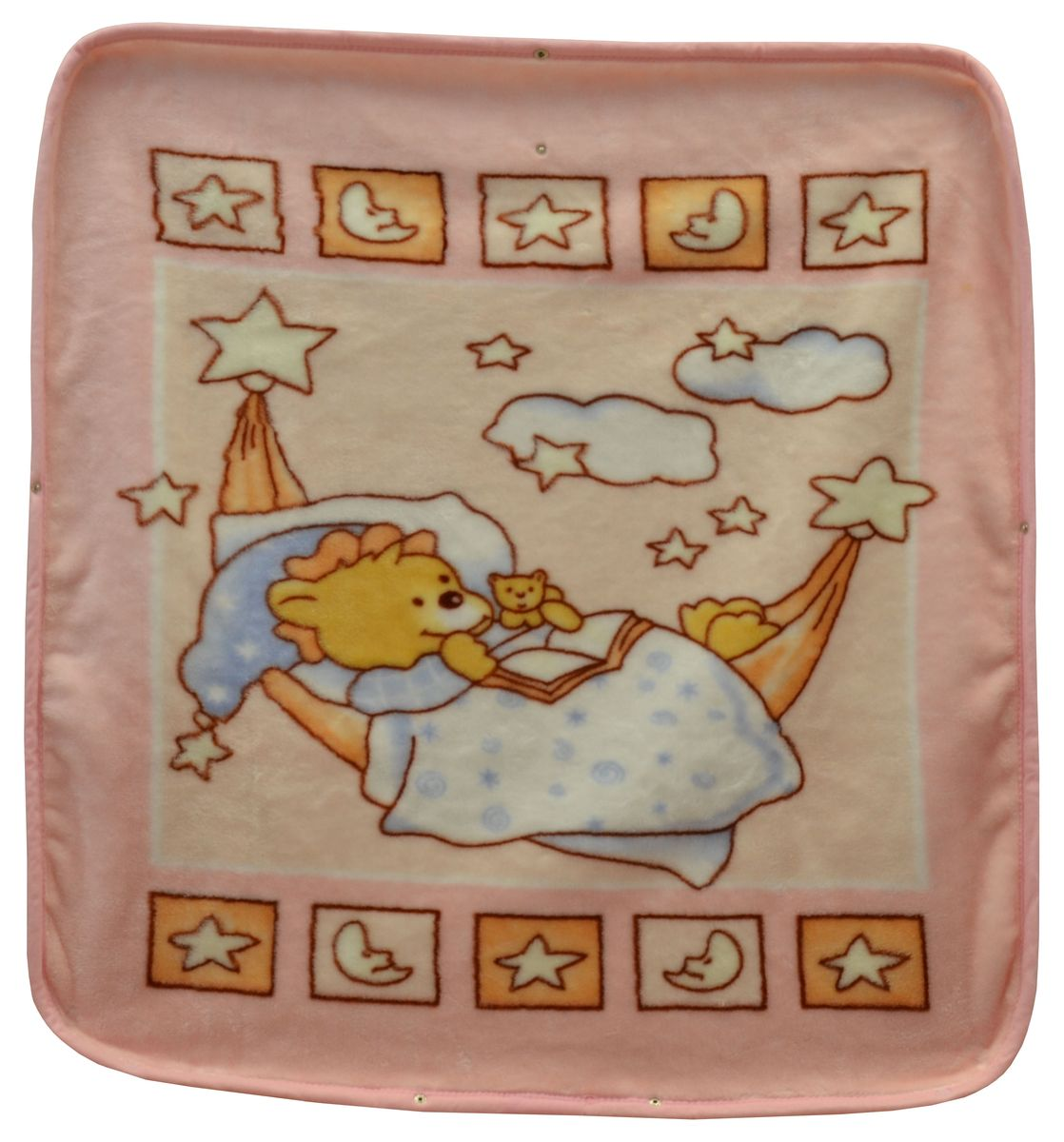 Bonne Fee Плед-накидка для младенцев на молнии 1, 80 х 90 см, цвет: розовыйF251004_голубойПлед-накидка для младенцев на молнии Bonne Fee - защита, тепло и комфорт для малышей - использован надёжный, качественный и мягкий материал! Удобство и спокойствие для родителей обеспечивается универсальностью пледа-накидки, конструкция которого позволяет ему легко превращаться в конвертик. Отличное качество и практичность! Любите своего ребёнка и дарите ему лучшее!