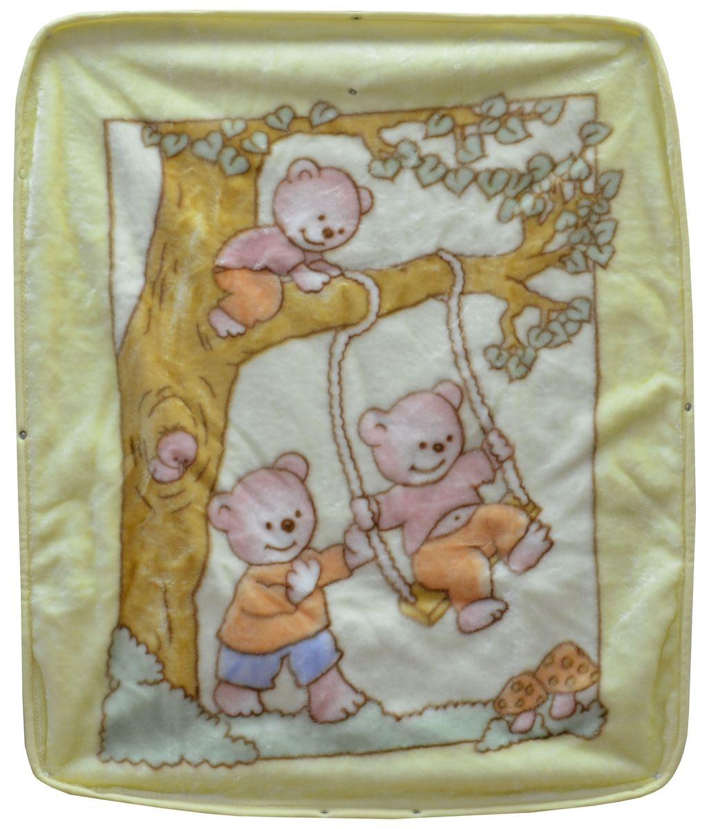 Bonne Fee Плед-накидка для младенцев на молнии 1, 80 х 90 см, цвет: желтый4461/пдПлед-накидка для младенцев на молнии Bonne Fee - защита, тепло и комфорт для малышей - использован надёжный, качественный и мягкий материал! Удобство и спокойствие для родителей обеспечивается универсальностью пледа-накидки, конструкция которого позволяет ему легко превращаться в конвертик. Отличное качество и практичность! Любите своего ребёнка и дарите ему лучшее!