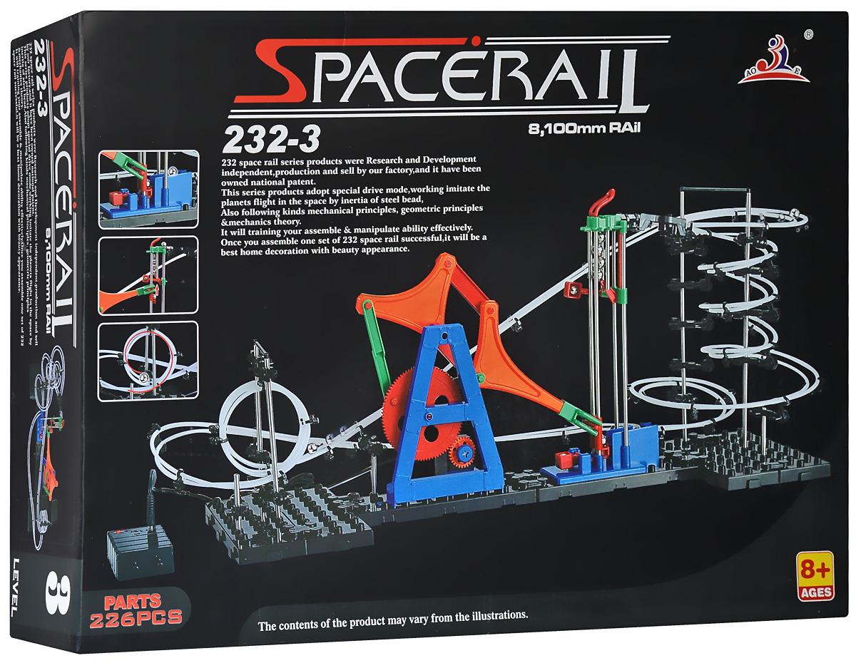 Space Rail Конструктор Уровень 3