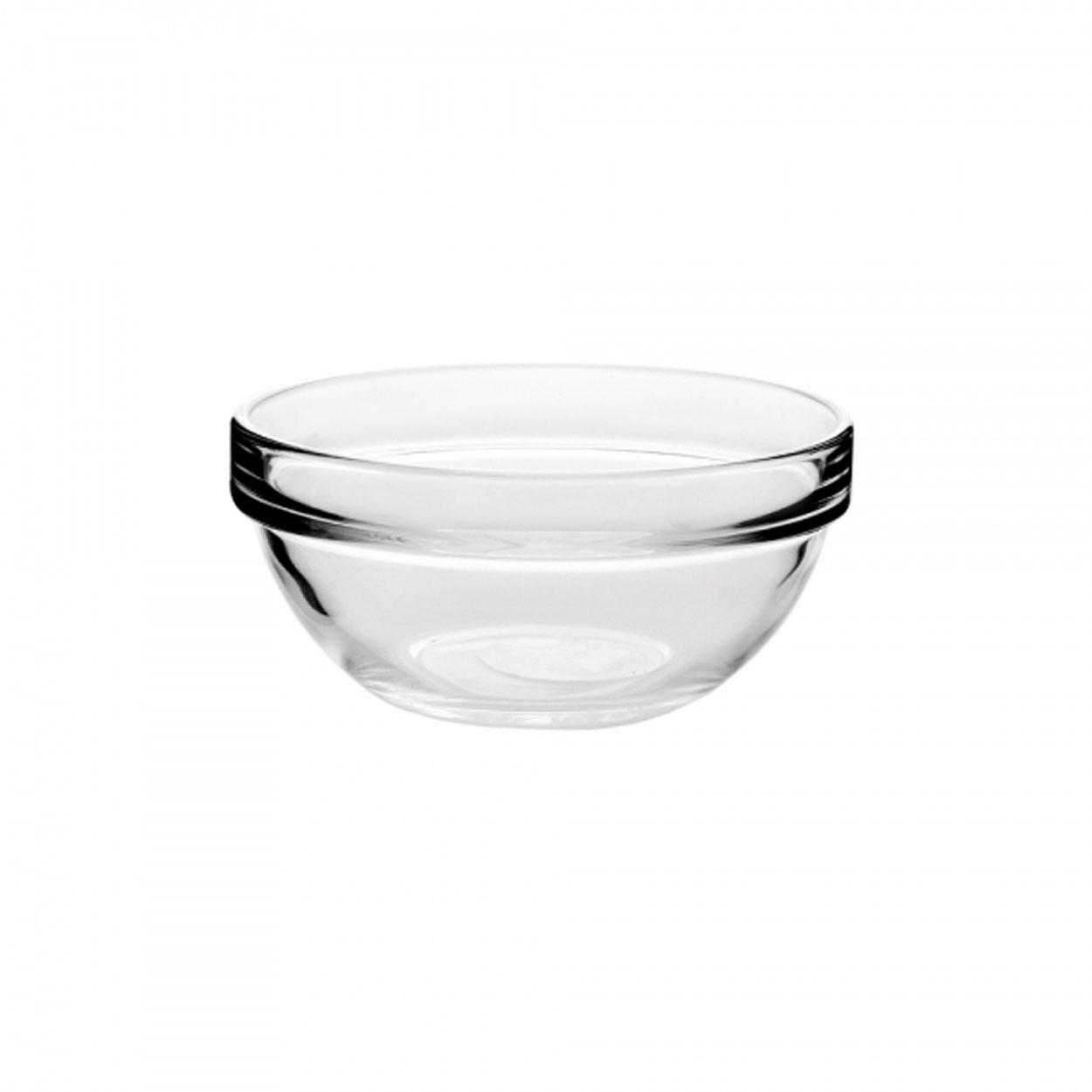 Салатник Luminarc Empilable, диаметр 12 смH3544Салатник Luminarc Empilable отлично подойдет для подачи салатов из свежих овощей и фруктов, насыщая каждого участника трапезы полезными витаминами. Простой и универсальный салатник на каждый день изготовлен из качественного стекла, безопасен при контакте с пищевыми продуктами, не выделяет вредных веществ. Можно мыть в посудомоечной машине и использовать в СВЧ. Диаметр салатника: 12 см. Высота салатника: 5,5 см.