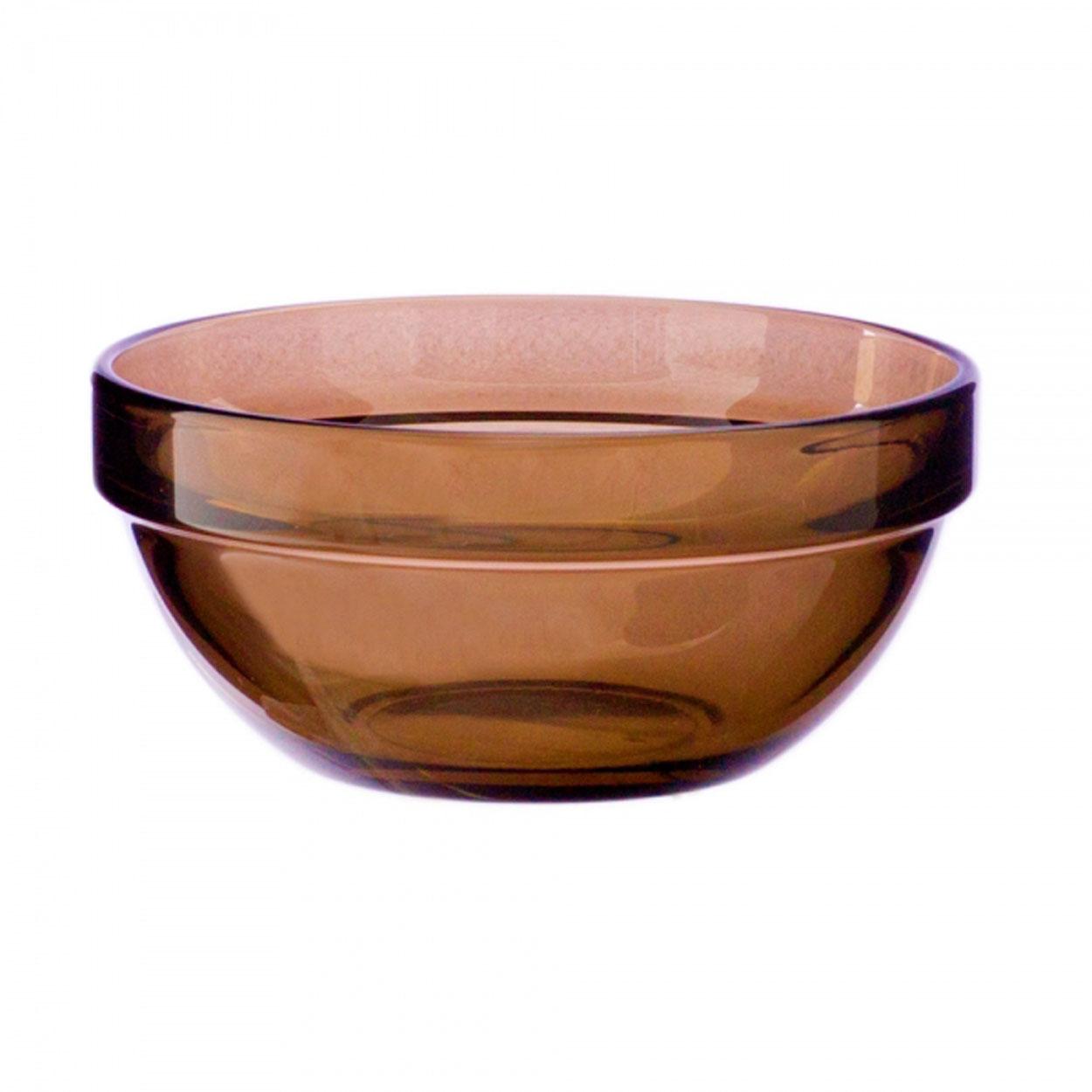 Салатник Luminarc Empilable Eclipse, диаметр 12 см115510Салатник Luminarc Empilable Eclipse отлично подойдет для подачи салатов из свежих овощей и фруктов, а также для слоеных салатов, насыщая каждого участника трапезы полезными витаминами. Простой и универсальный салатник на каждый день изготовлен из качественного стекла, безопасен при контакте с пищевыми продуктами, не выделяет вредных веществ. Можно мыть в посудомоечной машине и использовать в СВЧ. Диаметр салатника: 12 см. Высота салатника: 5,5 см.