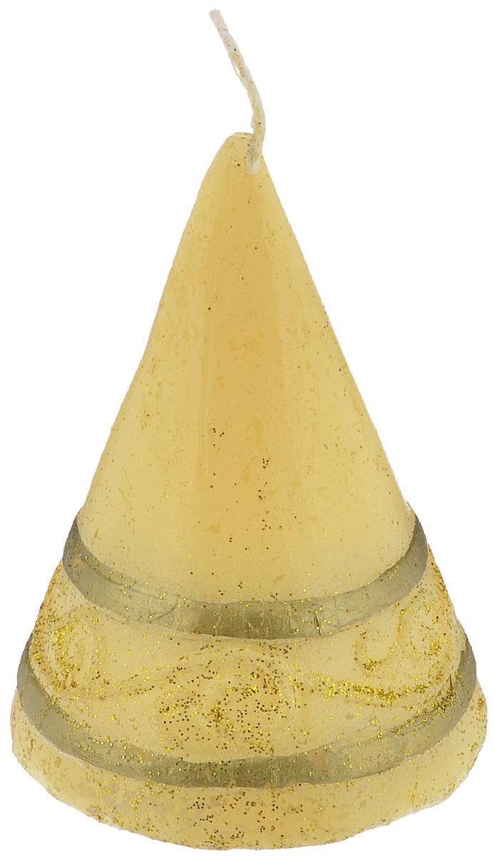 Свеча декоративная Lunten Ranta Волшебство, высота 10 см16050Декоративная свеча Lunten Ranta Волшебство, изготовленная из парафина в виде конуса, будет отличным украшением интерьера и прекрасным подарком. Создайте в своем доме атмосферу веселья и радости. Декоративная свеча принесет в ваш дом волшебство и ощущение праздника!