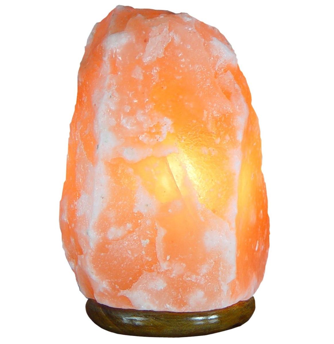 Лампа соляная Белоснежка, с плафоном из гималайской соли, E14, 15Вт, 10-15 кгDE 0061Красивая и оригинальная соляная лампа Белоснежка с плафоном из гималайской соли. Плафон изготавливается из целого куска соли, которая добывается ручным способом, затем раскалывается на части и из небольших кусков изготавливают соляные плафоны. Такую лампу можно установить на столе, прикроватной тумбочке или на полу. Лампа создаст уютную атмосферу в вашем доме и станет прекрасным дополнением интерьера.Основание лампы выполнено из дерева. В комплект также входит электрический шнур с вилкой, диммером и патроном для лампы E14.