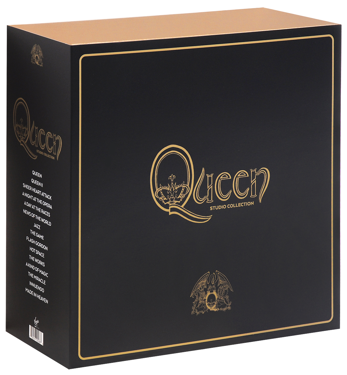 Queen Queen. Studio Collection (18 LP) save the queen ohdd повседневные брюки