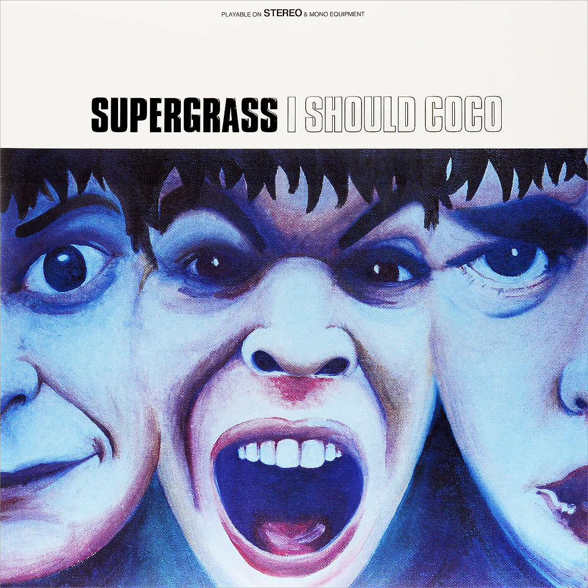 Supergrass Supergrass. I Should Coco. Limited 20th Anniversary Edition (2 LP) accept accept blind rage limited edition cd blu ray dvd 2 lp