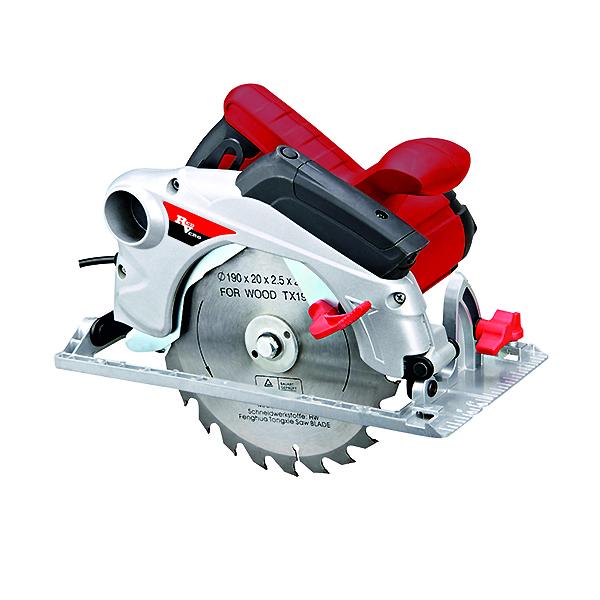 Пила дисковая RedVerg RD-CS150-66Lст65-650Компактная и лёгкая дисковая пила, предназначена для осуществления быстрых прямых резов в дереве, ДСП, алюминии и других материалах в бытовых целях.Преимущества дисковой пилы RD-CS150-66L RedVerg: Мощный двигатель 1500Вт обеспечивает превосходные параметры пропила - до 65 мм. Прочная алюминиевая опорная подошва с превосходным обзором линии реза. Для высокой точности пропила пила оснащена лазерным целеуказателем. Превосходная балансировка. Оснащена портом пылеудаления для подключения пылесоса для сбора опилок. Удобный и надёжный механизм регулировки реза для лёгкойи быстрой регулировки без дополнительных приспособлений.