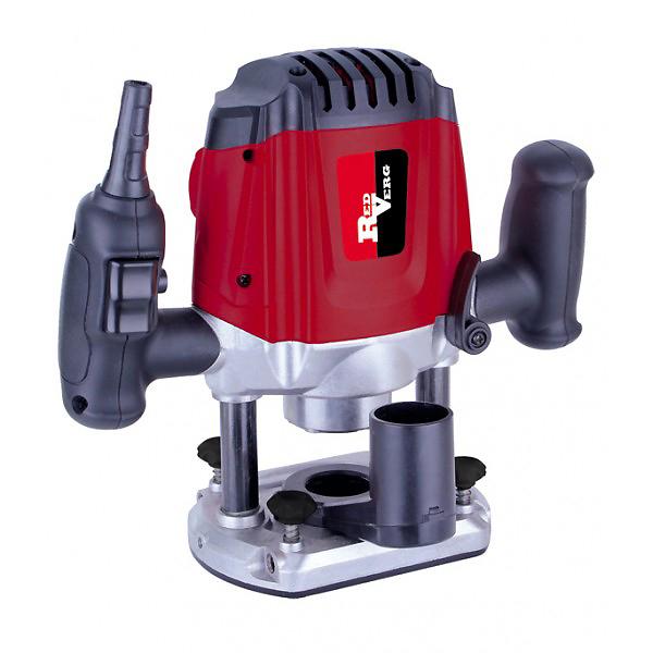 Фрезер RedVerg RD-ER125110802Фрезер RedVerg RD-ER125 - по настоящему универсальная фрезерная машина, обеспечивающая максимальное удобство и точность при выполнении работ. Преимущества фрезера RedVerg RD-ER125:Прецизионные направляющие в высококачественном алюминиевом корпусе. Электронная регулировка скорости. Вращающийся ограничитель обеспечивает 6 фиксированных положения глубины фрезерования с шагом 3 мм.Копировальная втулка и параллельный упор в комплекте позволяет осуществлять точное копирование образцов при фрезеровании.