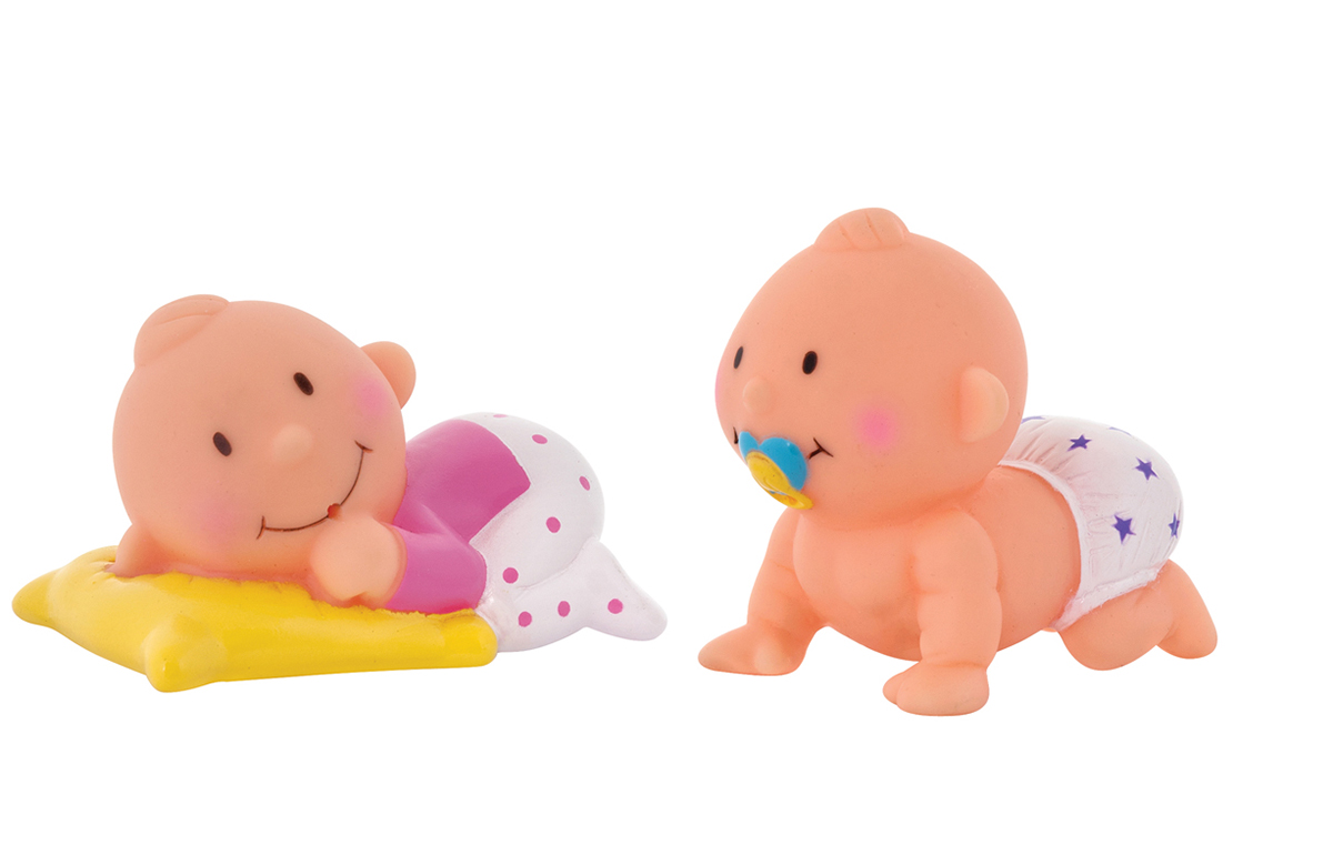 Курносики Набор игрушек-брызгалок для ванны Баю-Бай набор игрушек брызгалок для ванны собачки курносики