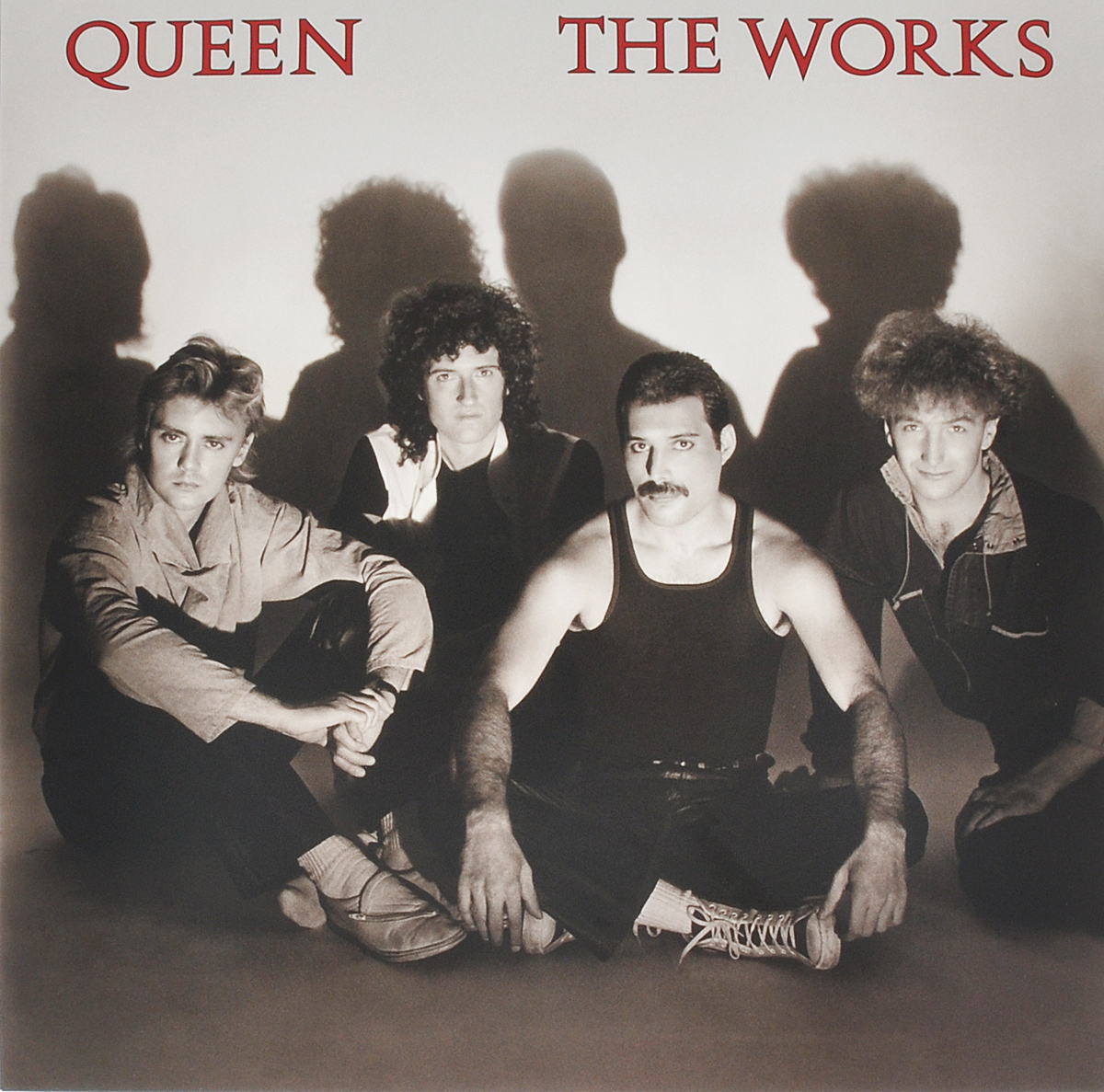 Queen Queen. The Works (LP) queen – the game lp