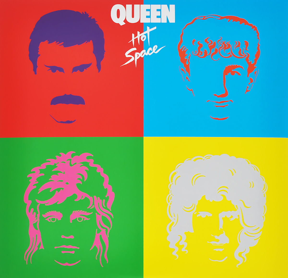 Queen Queen. Hot Space (LP)