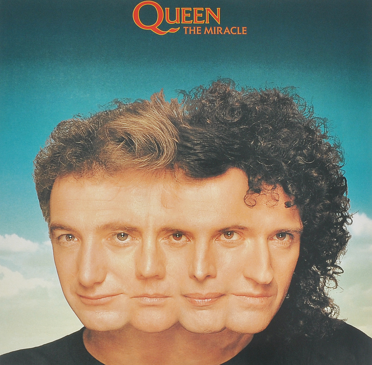 Queen Queen. The Miracle (LP)