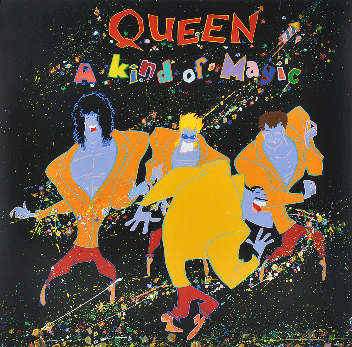 Queen Queen. A Kind Of Magic (LP)
