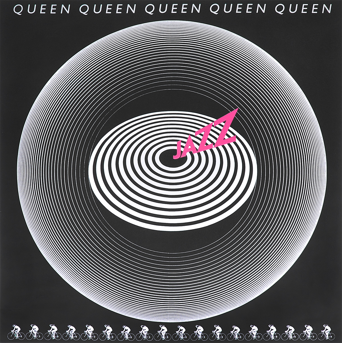 Queen Queen. Jazz (LP)