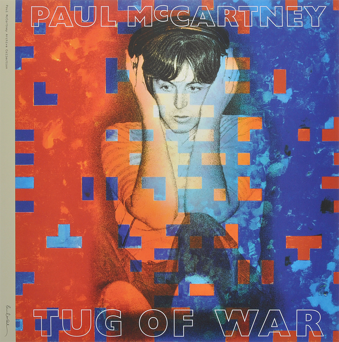 Пол Маккартни Paul McCartney. Tug Of War (2 LP) master of war volume 1