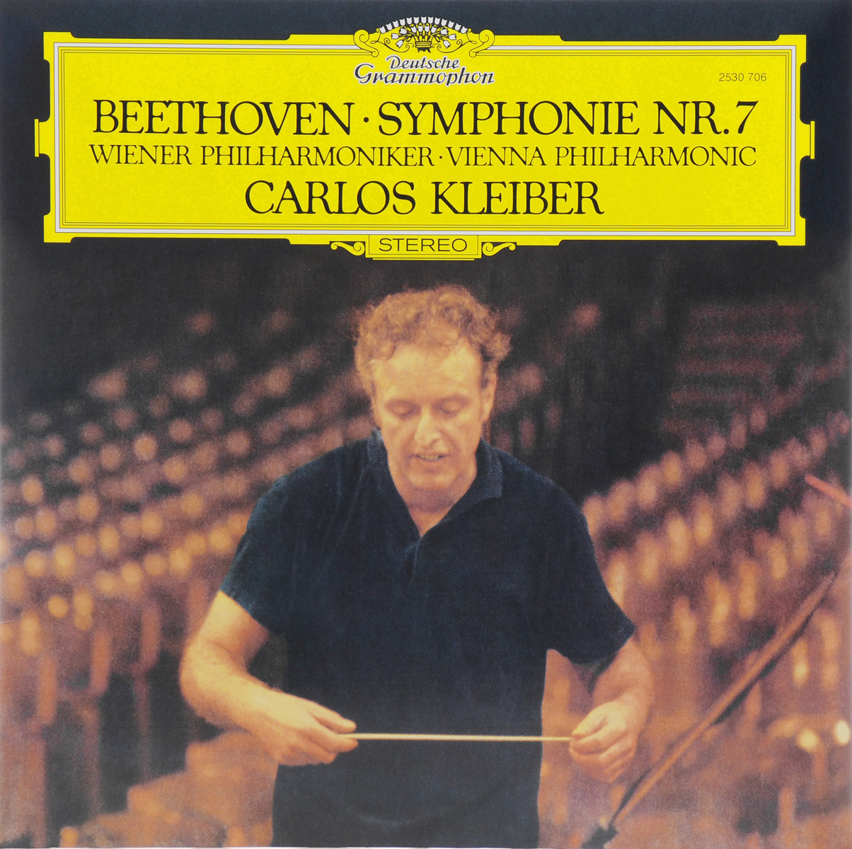 Карлос Кляйбер,Wiener Philharmoniker Carlos Kleiber. Beethoven. Symphonie Nr. 7 (LP) carlos rivera mexico