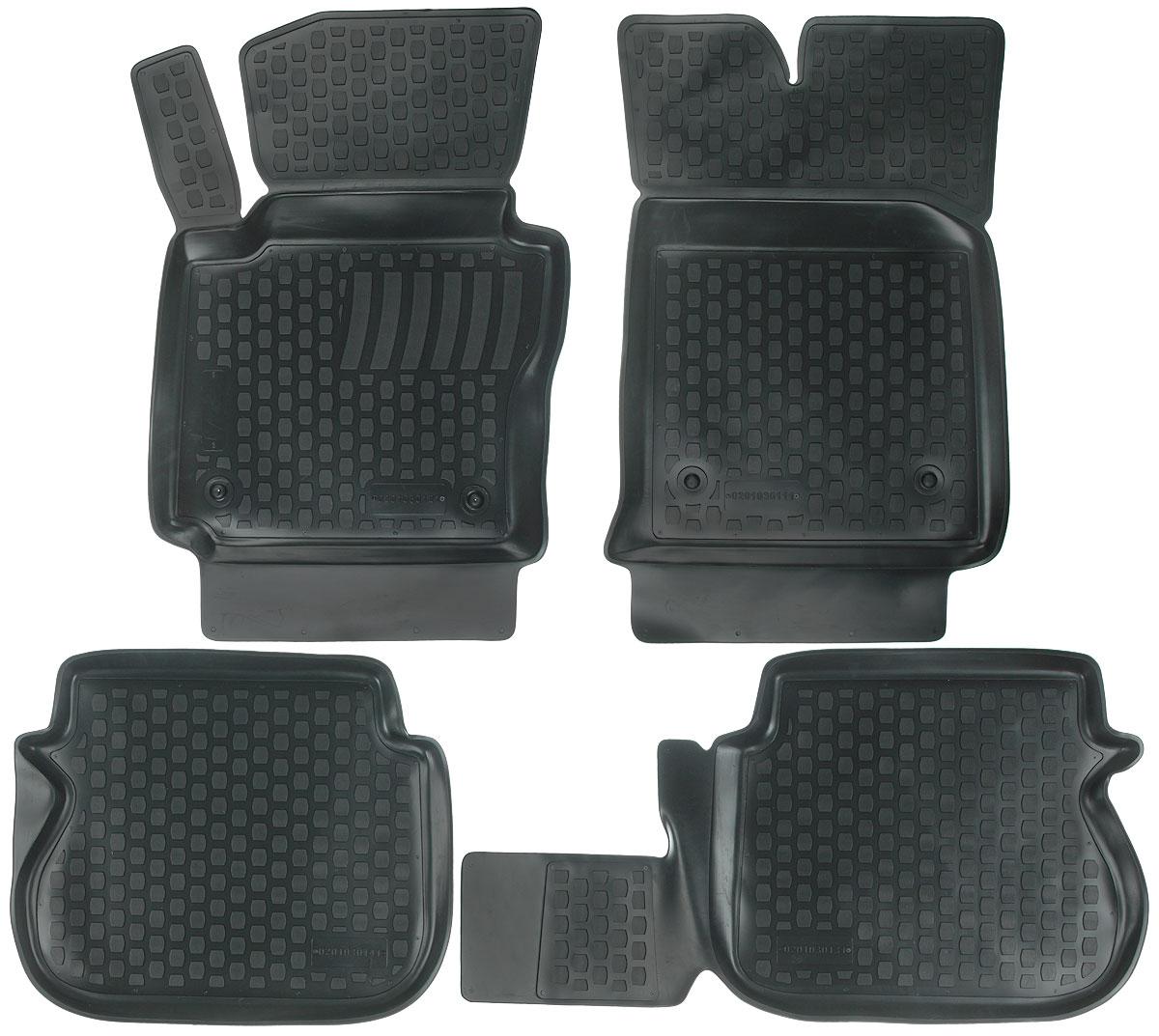 Набор автомобильных ковриков L.Locker Volkswagen Caddy 2004, в салон, 4 штVT-1520(SR)Набор L.Locker Volkswagen Caddy 2004, изготовленный из полиуретана,состоит из 4 ковриков,которые производятся индивидуально для каждой моделиавтомобиля. Изделие точно повторяет геометрию пола автомобиля, имеет высокийборт, обладает повышенной износоустойчивостью, лишено резкого запаха и сохраняет своипотребительские свойства в широком диапазоне температур от -50°С до +50°С.Комплектация: 4 шт.Размер ковриков: 84 см х 54 см; 58 см х 50 см; 90 см х 49 см; 82 см х 51 см.