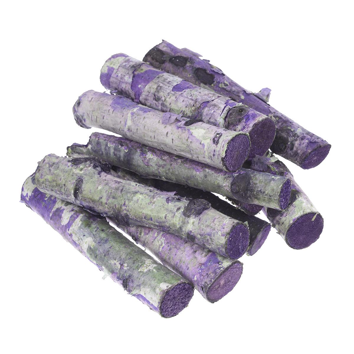 Декоративные элементы Dongjiang Art, цвет: фиолетовый, длина 10 см, 250 г4610009210520Декоративные элементы Dongjiang Art представляют собой ветки деревьев и предназначены для украшения цветочных композиций. Такие элементы могут пригодиться во флористике и многом другом.Флористика - вид декоративно-прикладного искусства, который использует живые, засушенные или консервированные природные материалы для создания флористических работ. Это целый мир, в котором есть место и строгому математическому расчету, и вдохновению, полету фантазии. Длина ветки: 10 см. Диаметр ветки: 1,5 см; 2,2 см.