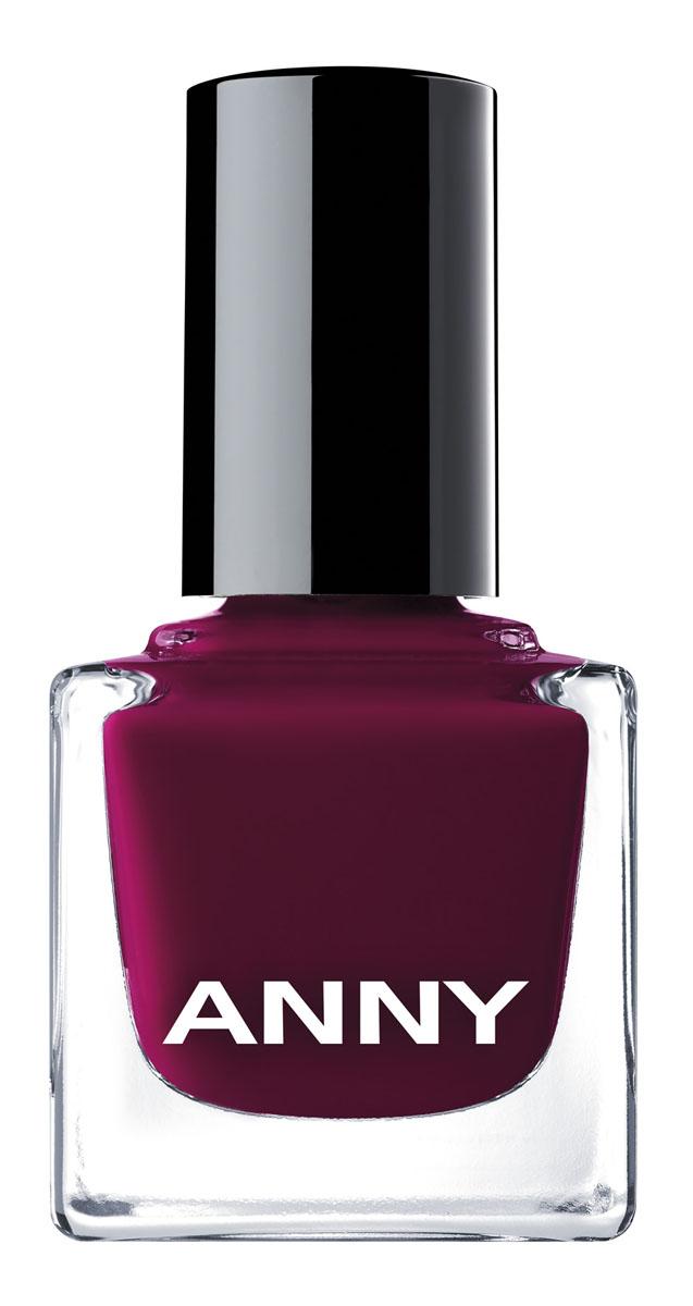 ANNY Лак для ногтей, тон № 75 красно-бордовый, 15 млперфорационные unisexANNY предлагает огромный диапазон цветовых оттенков лаков для ногтей профессионального качества, который представлен в 114 неповторимых модных оттенках. Палитра ANNY идеально сбалансирована широким выбором классических оттенков лаков для ногтей и обширной линейкой продуктов по уходу за ногтями. Палитра постоянно обновляется и расширяется самыми модными оттенками. Каждые 8 недель выходит новая коллекция. С лаком ANNY можно выражать эмоции и неповторимый индивидуальный стиль в цвете. Превосходное покрытие. Плоская удлиненная классическая профессиональная кисточка. Ровное, гладкое, легкое нанесение. Мгновенная сушка. Стойкий результат. Лаки для ногтей ANNY не содержат: толуол, формальдегид, дибутилфталат.