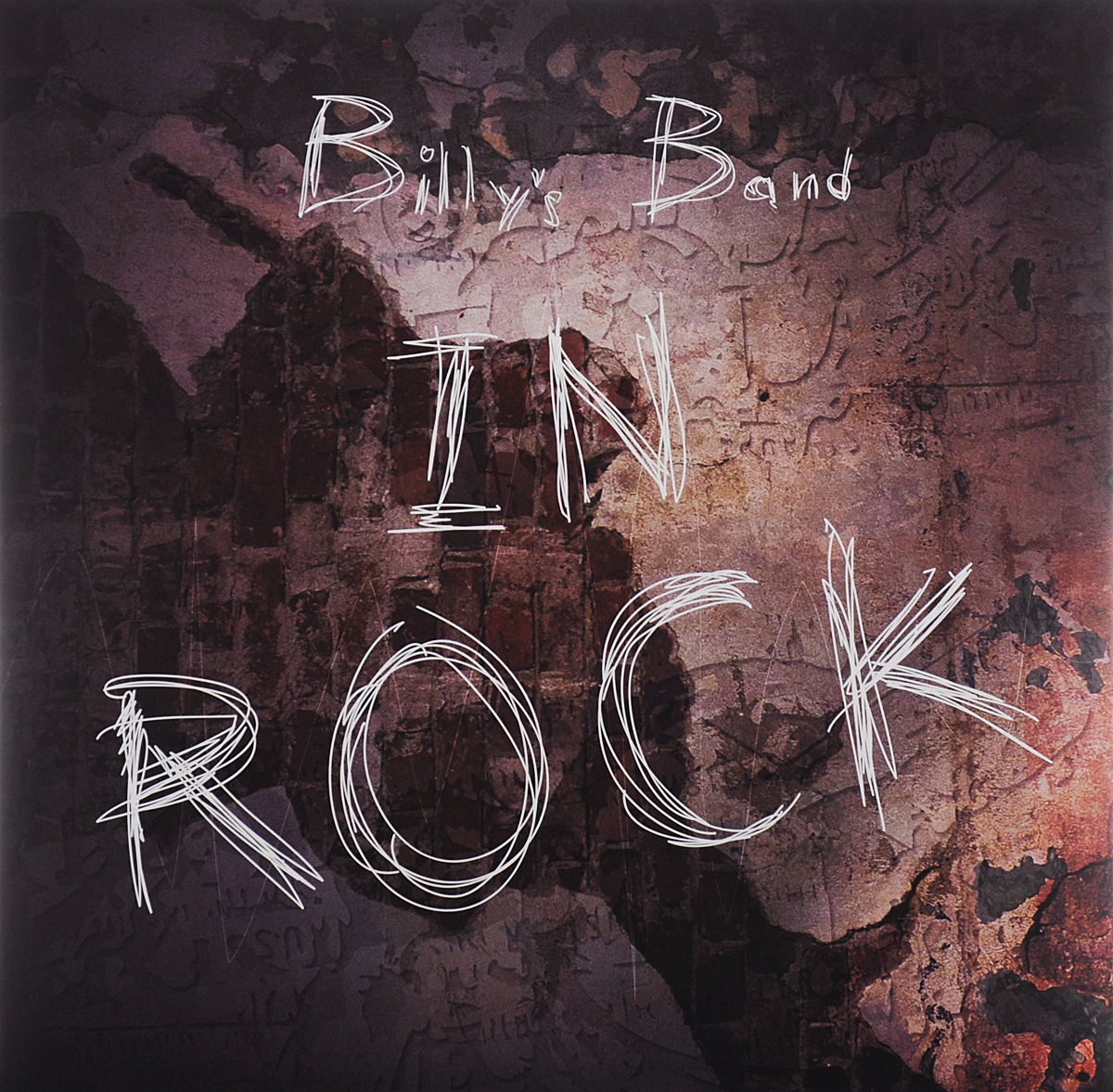 Billy's Band Billy's Band. In Rock (LP) кид рок kid rock first kiss lp