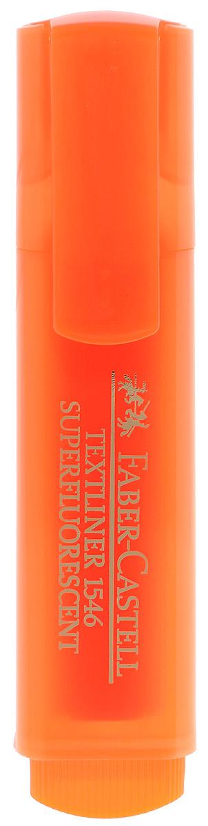 Faber-Castell Флуоресцентный текстовыделитель цвет оранжевыйFS-36054Флуоресцентный текстовыделитель Faber-Castell оранжевого цвета станет незаменимым предметом как на столе школьника, так и студента. Маркер с универсальными чернилами на водной основе идеален для всех видов бумаги. Линия маркировки шириной 5, 2 или 1 мм.