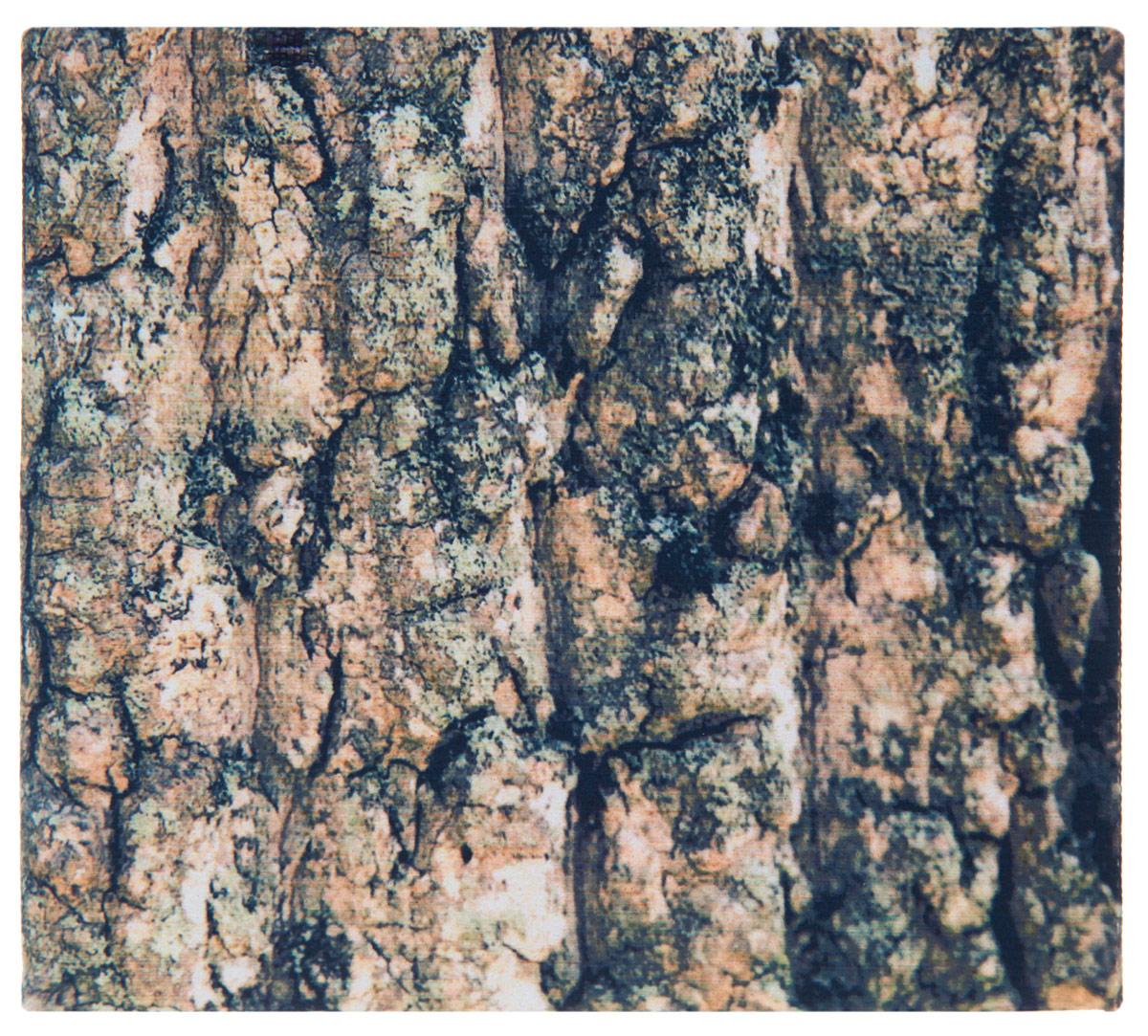 Кошелек Кора. KZAM019INT-06501Авторский, неповторимый кошелек от Mitya Veselkov Кора выполнен из синтетического материала и оформлен изображением коры.Кошелек раскладывается пополам и содержит отделение для купюр и два врезных кармана для кредитных карт или визиток.Стильный кошелек Mitya Veselkov Кора станет отличным подарком для творческого человека.
