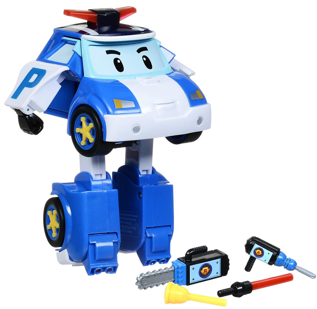 Robocar Poli Игрушка-трансформер Поли 12 см
