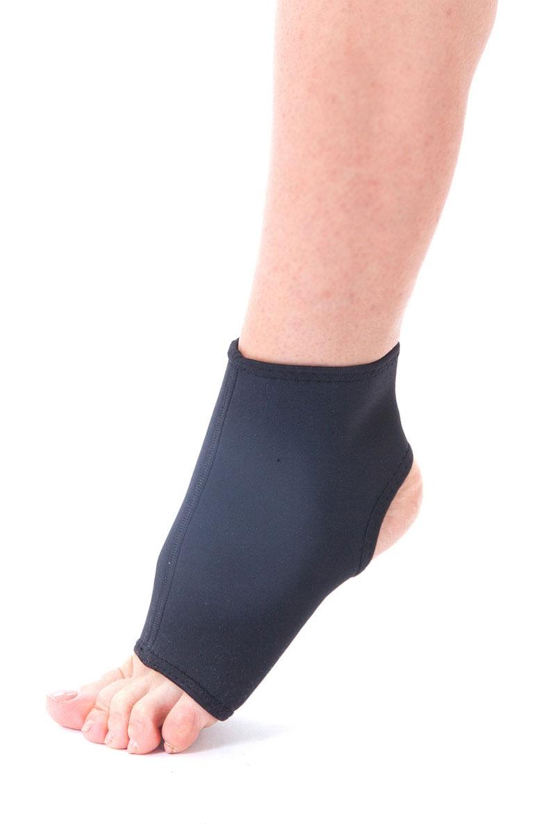 Носок утягивающий Bradex, с ионами меди, цвет: черный пояса bradex пояс утягивающий с турмалином s