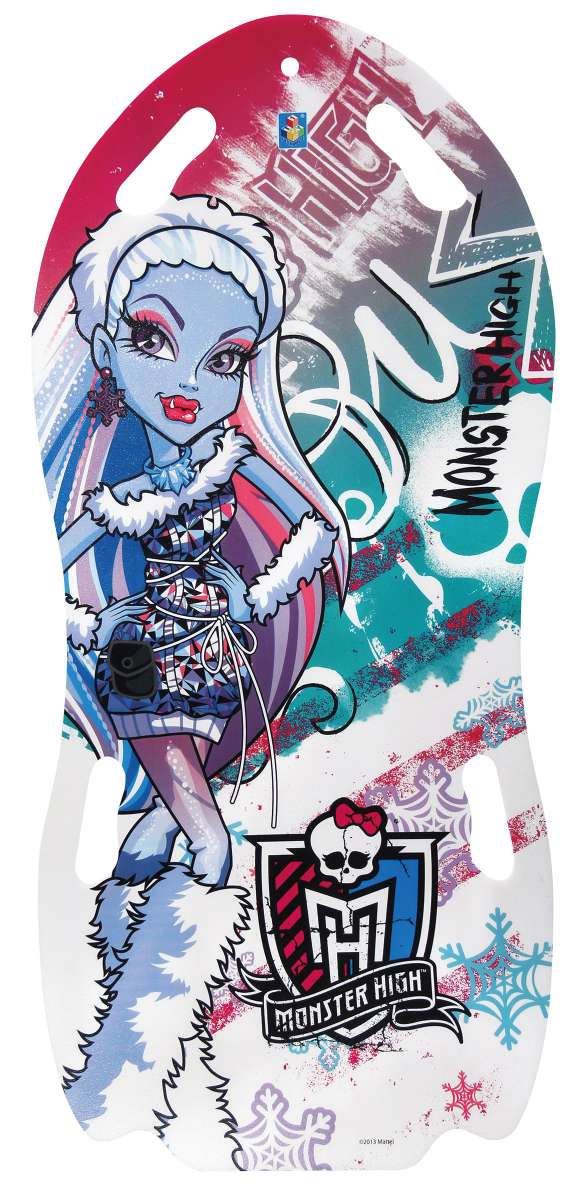 Ледянка «Monster High» (для двоих), 122 см 1toy Monster High