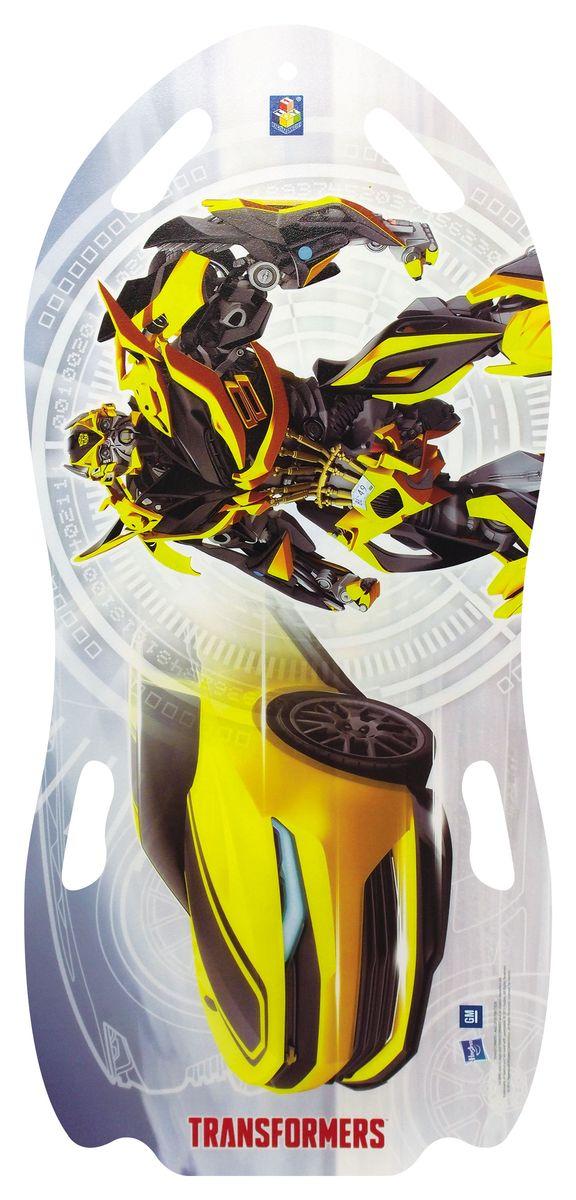 1toy Transformers Ледянка для двоих Transformers 122 см Т5691275-1118-59Ледянка для двоих Transformers станет прекрасным подарком для поклонников популярного фильма. Изделие предназначено катания с горок и идеально подойдет для мальчиков. Ледянка развивает на спуске хорошую скорость. Модель с 2 парами прорезей для рук.