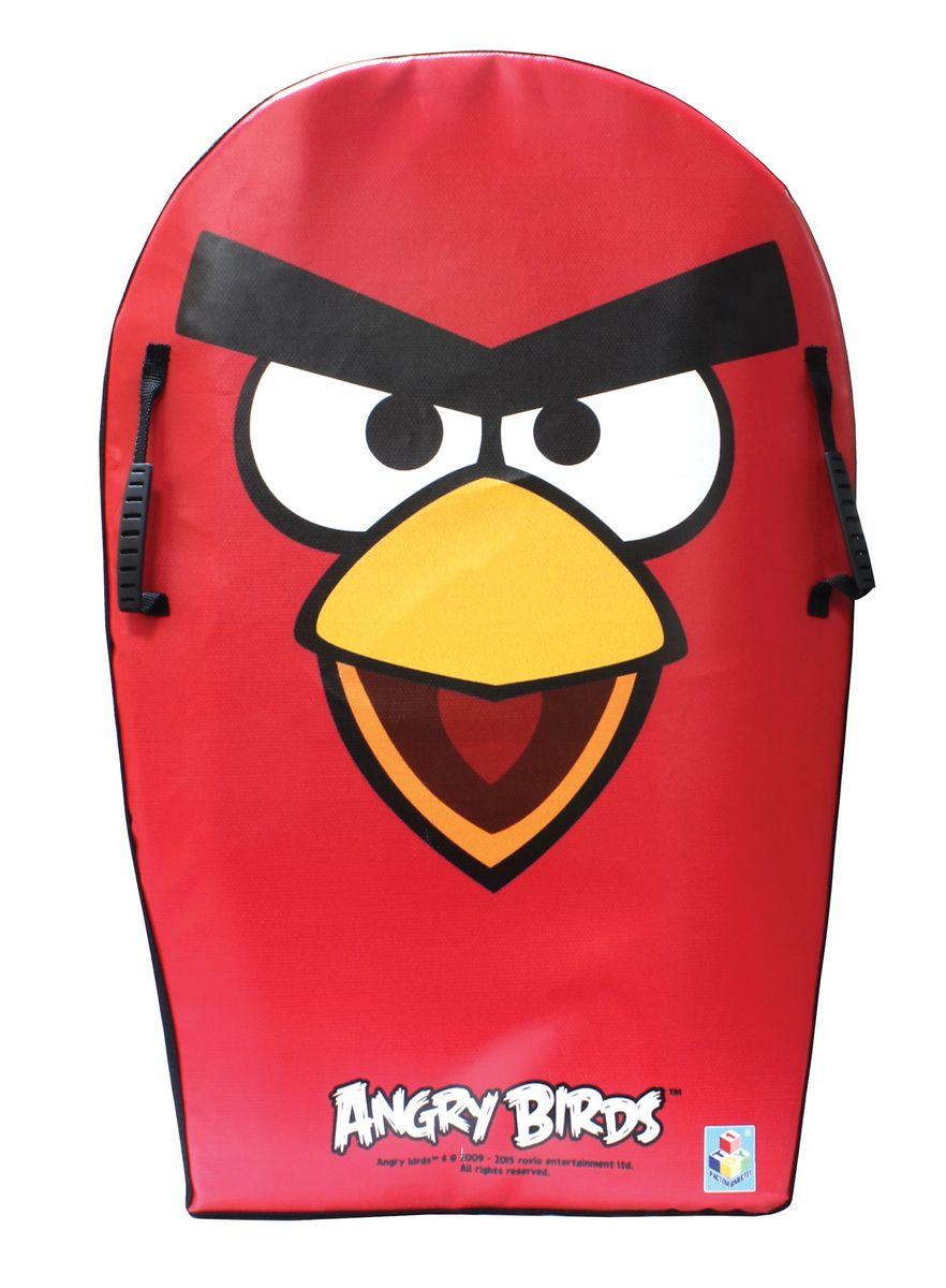 Angry Birds Ледянка с плотными ручками Angry Birds 74 см Т57678Т55302Ледянка Angry Birds станет прекрасным подарком для поклонников популярной игры. Изделие предназначено катания с горок и идеально подойдет как для мальчиков, так и для девочек. Ледянка развивает на спуске хорошую скорость. Плотные ручки, расположенные по краям изделия помогут не упасть.
