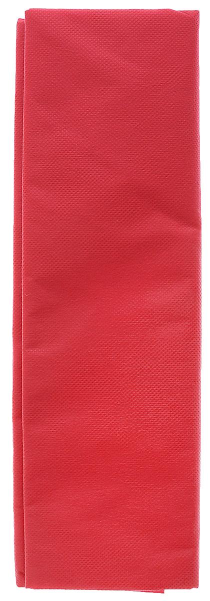 Скатерть Boyscout, прямоугольная, цвет: красный, 140x 110 смVT-1520(SR)Прямоугольная одноразовая скатерть Boyscout выполнена из нетканого полимерного материала типа спанбонд и предназначена для применения в домашнем хозяйстве, на пикнике, на даче, в туризме. Такая салфетка добавит ярких красок любому мероприятию.Состав: полипропилен, краситель.