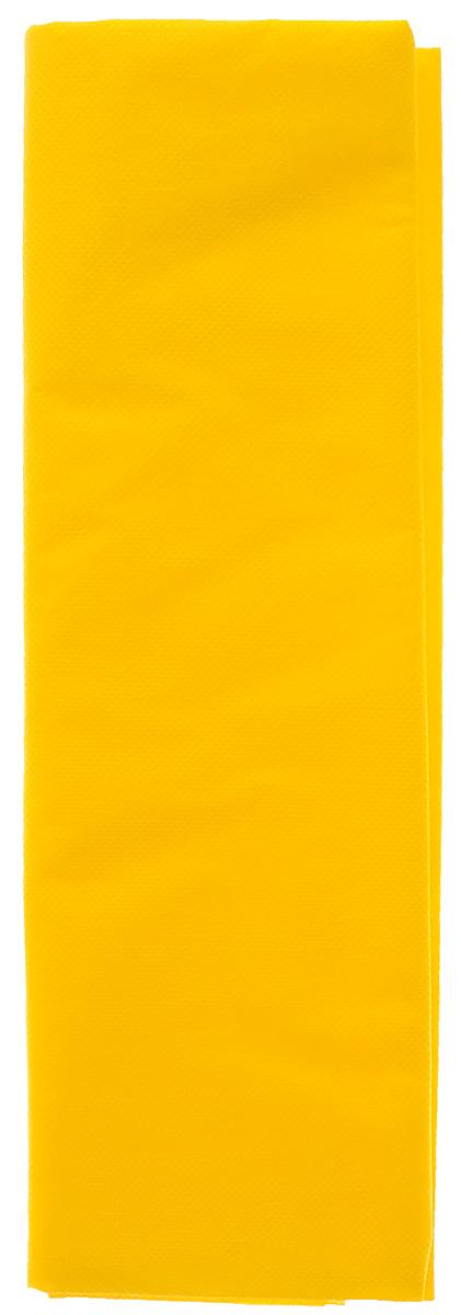 Скатерть Boyscout, прямоугольная, цвет: желтый, 140x 110 см1004900000360Прямоугольная одноразовая скатерть Boyscout выполнена из нетканого полимерного материала типа спанбонд и предназначена для применения в домашнем хозяйстве, на пикнике, на даче, в туризме. Такая салфетка добавит ярких красок любому мероприятию.Состав: полипропилен, краситель.