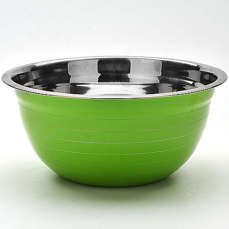 Миска Mayer & Boch, диаметр 28 см115510Миска Mayer & Boch изготовлена из нержавеющей стали самого высокого качества, соответствующей международным стандартам. Она применяется для приготовления салатов, смешивания (взбивания) различных ингредиентов, мытья овощей и фруктов, а также для хранения продуктов в холодильнике и замораживания в морозильной камере.Объем миски - 4,4 л.Диаметр - 28 см.Высота - 13 см.