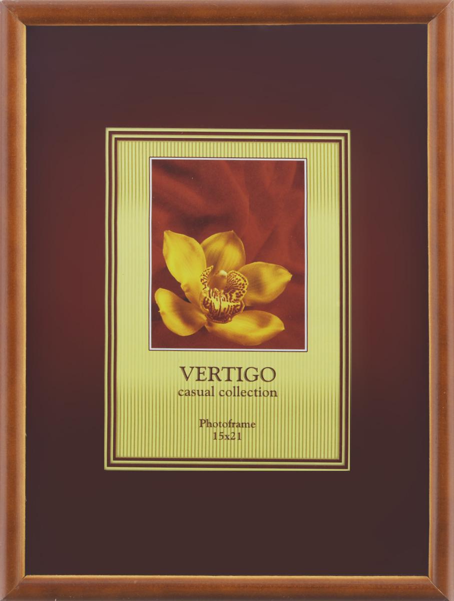Фоторамка Vertigo Veneto, 15 х 21 смБрелок для ключейФоторамка Vertigo Veneto выполнена из дерева и стекла, защищающего фотографию. Оборотная сторона рамки оснащена специальной ножкой,благодаря которой ее можно поставить на стол или любое другое место в доме или офисе. Такжена изделии имеются специальные крепления для подвешивания.Такая фоторамка поможет вам оригинально и стильно дополнить интерьер помещения, а также позволит сохранить память о дорогих вам людях и интересных событиях вашей жизни.