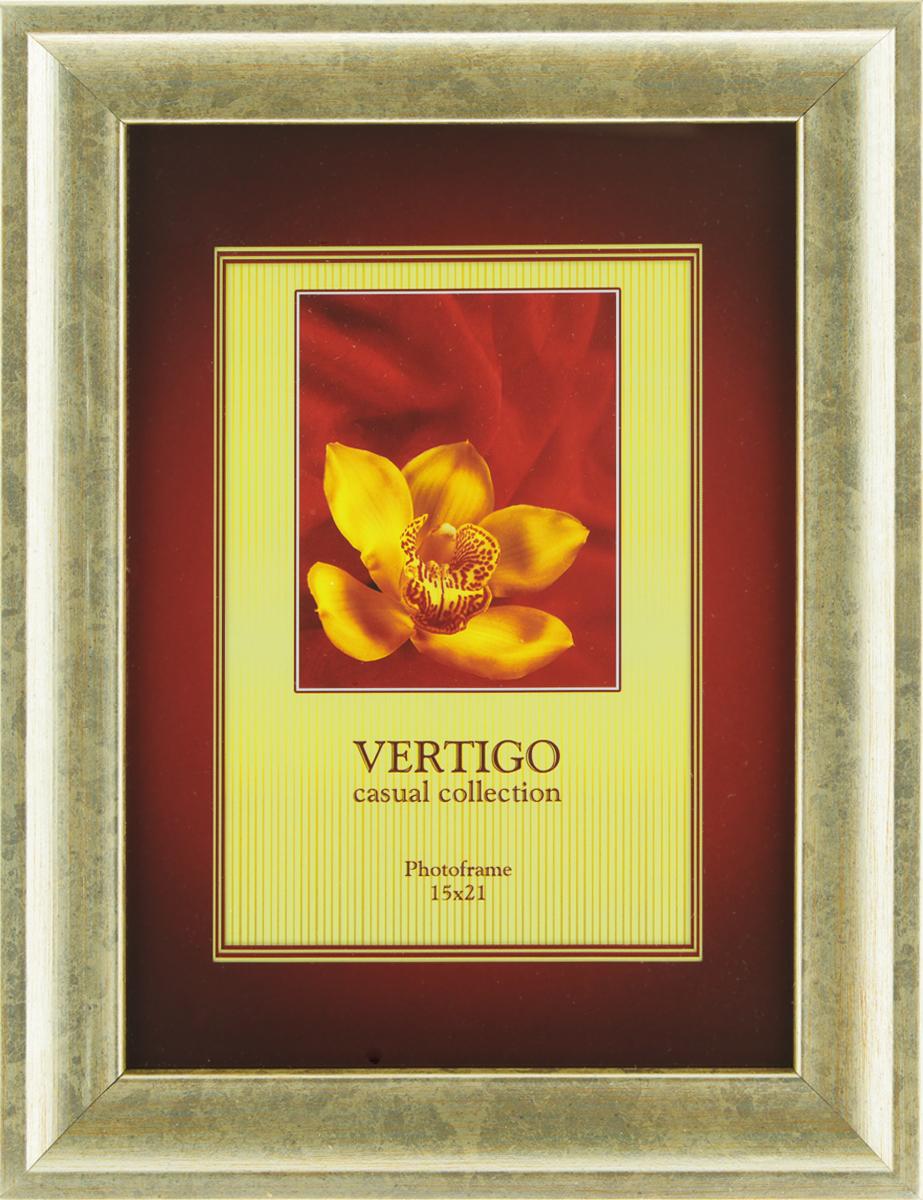 Фоторамка Vertigo Vercelli, 15 см х 21 смa030041Фоторамка Pioneer Vercelli выполнена в классическом стиле из натурального дерева и стекла, защищающего фотографию. Оборотная сторона рамки оснащена специальной ножкой, благодаря которой ее можно поставить на стол или любое другое место в доме или офисе. Также на изделии имеются два специальных отверстия для подвешивания. Такая фоторамка поможет вам оригинально и стильно дополнить интерьер помещения, а также позволит сохранить память о дорогих вам людях и интересных событиях вашей жизни. Размер фотографии: 15 см x 20 см.