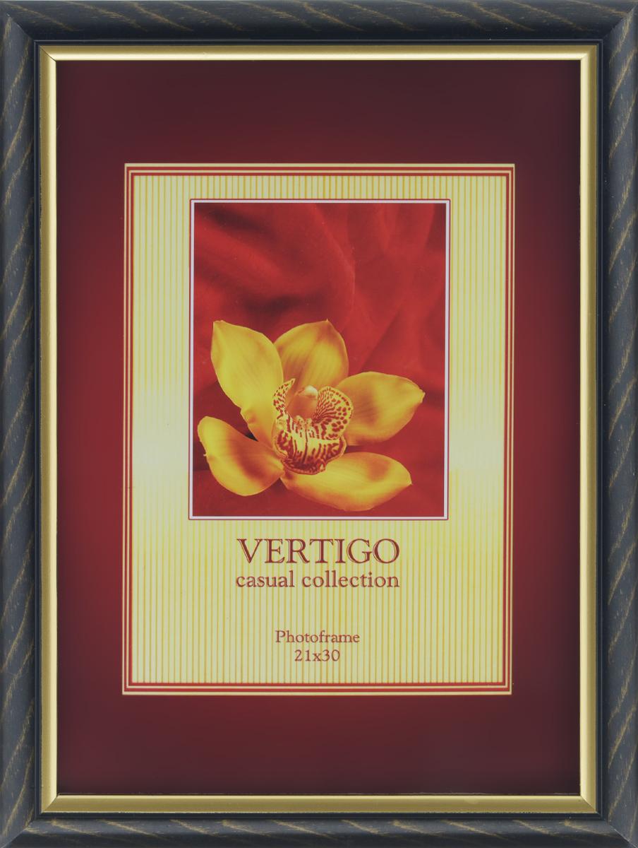 Фоторамка Vertigo Aosta 21 х 30 см34120089Фоторамка Vertigo Aosta выполнена в классическом стиле из натурального дерева и стекла, защищающего фотографию. Оборотная сторона изделия оснащена двумя специальными отверстиями для подвешивания. Такая фоторамка поможет вам оригинально и стильно дополнить интерьер помещения, а также позволит сохранить память о дорогих вам людях и интересных событиях вашей жизни. Размер фотографии: 21 см х 30 см.