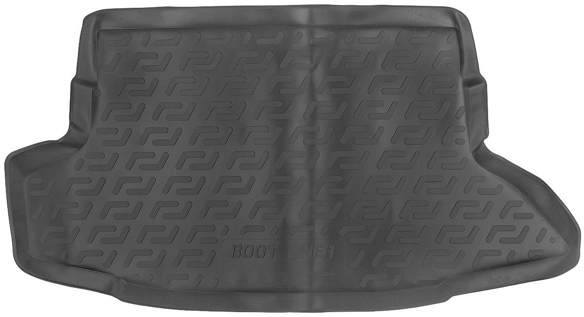 Коврик в багажник L.Locker, для Nissan Juke (10-)FS-80264Коврик L.Locker производится индивидуально для каждой модели автомобиля из современного и экологически чистого материала. Изделие точно повторяет геометрию пола автомобиля, имеет высокий борт, обладает повышенной износоустойчивостью, антискользящими свойствами, лишен резкого запаха и сохраняет свои потребительские свойства в широком диапазоне температур (от -50°С до +80°С).
