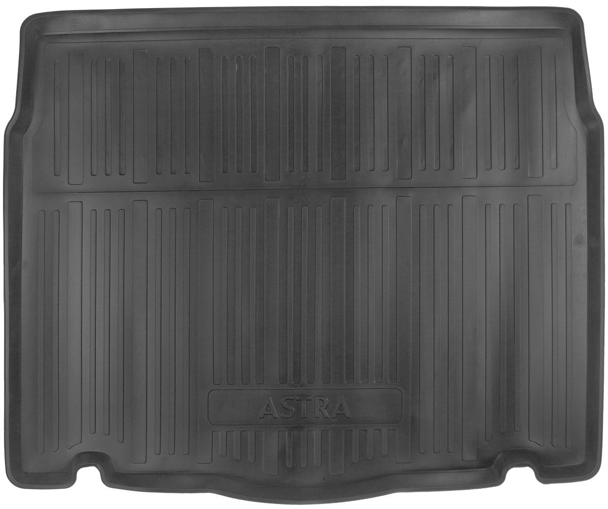 Коврик в багажник L.Locker, для Opel Astra J hb (09-)21395599Коврик L.Locker производится индивидуально для каждой модели автомобиля из современного и экологически чистого материала. Изделие точно повторяет геометрию пола автомобиля, имеет высокий борт, обладает повышенной износоустойчивостью, антискользящими свойствами, лишен резкого запаха и сохраняет свои потребительские свойства в широком диапазоне температур (от -50°С до +80°С).